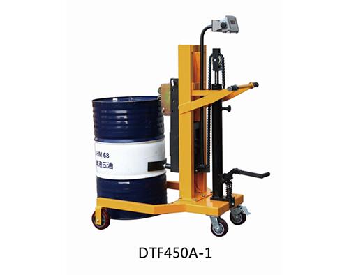 液压油桶车